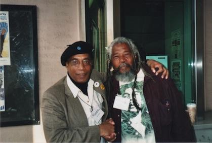 Photo of Larry Pinkney and Malik Rahim